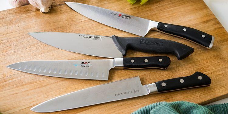 Le migliori marche di coltelli da cucina